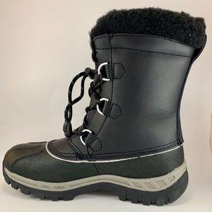 Kids BearPaw Kelly Waterproof Winter Boots (1871Y)